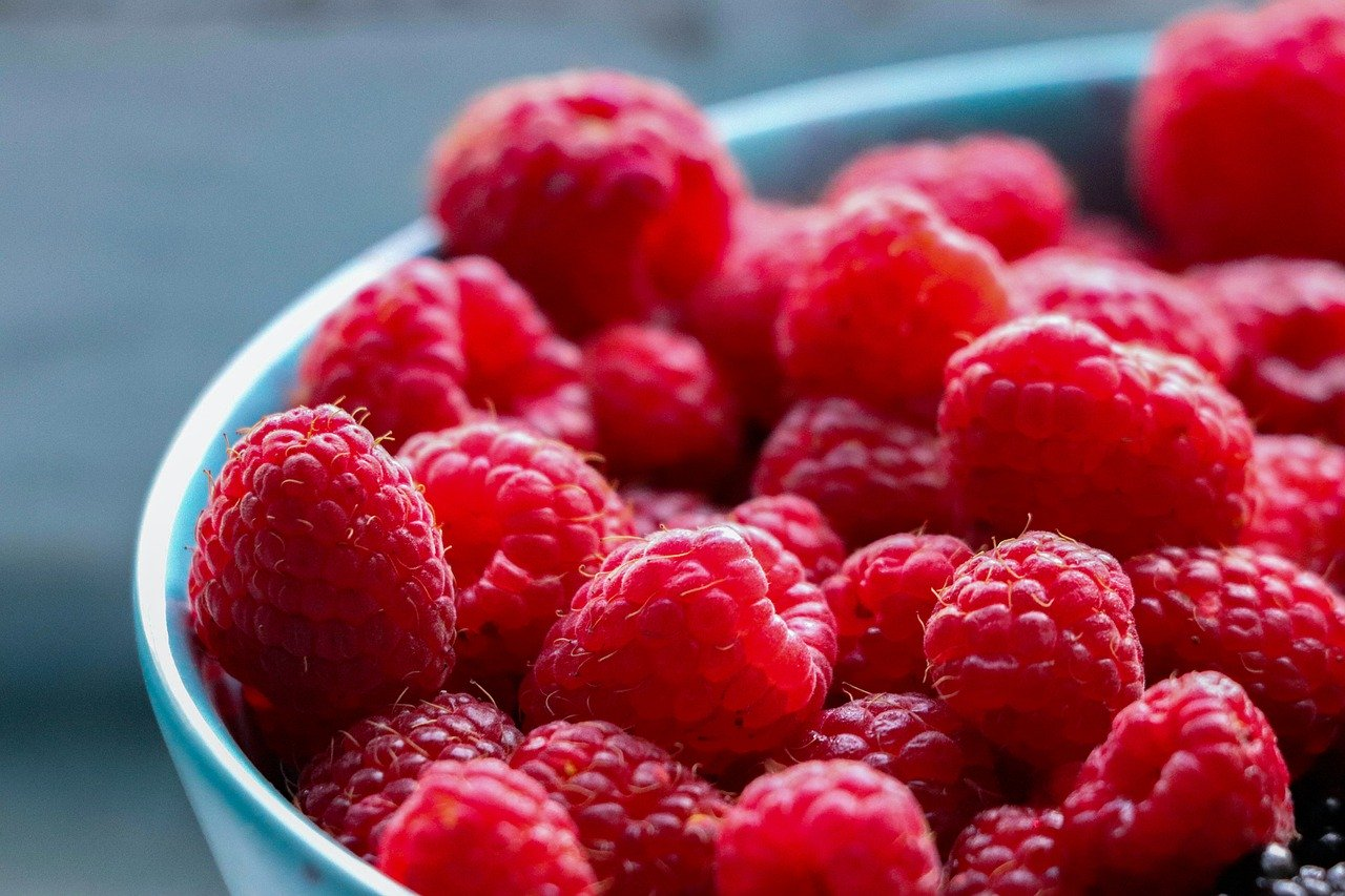 strawberry, fruit, berry